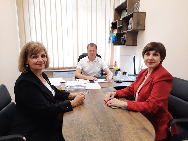 З начальником Державної служби якості освіти обговорено плани щодо розвитку освітньої галузі в громаді
