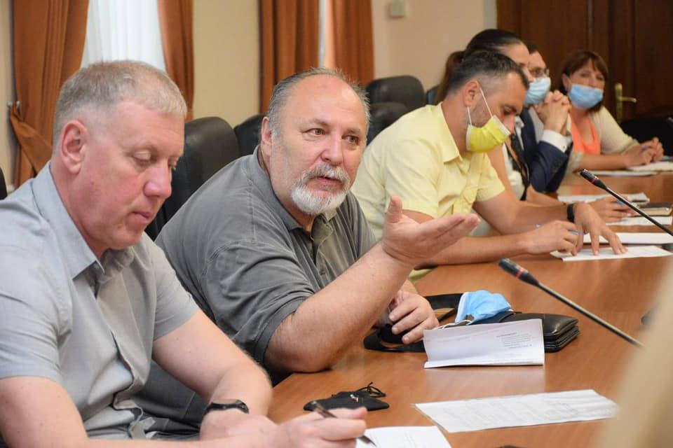 Участь представників громади у засіданні робочої групи щодо розвитку туризму в області