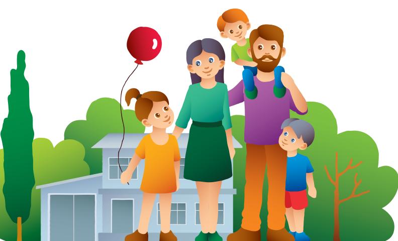 Як створити прийомну сім'ю: вимоги до прийомних батьків, — роз'яснення служби у справах дітей Приютівської селищної ради