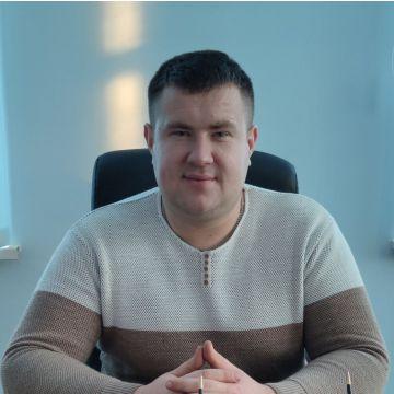Комов Євген - Староста Андріївського старостинського округу