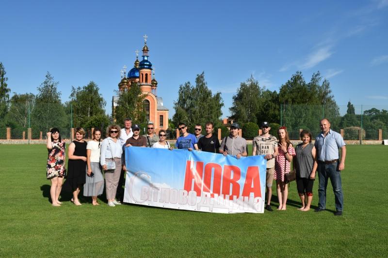 Представники громад Світловодщини приїздили до Приютівської ОТГ переймати досвід 2020
