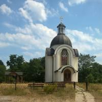 Церква в с. Рудня