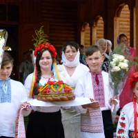 Храмове Свято Архангела Гавріїла в смт.Десна