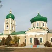 Свято-Михайлівська церква с. Випасне