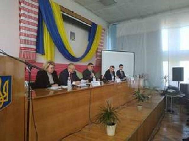 Олександр Терещук провів нараду в Яготині