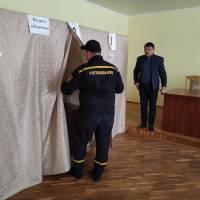 Позапланова перевірка  виборчої дільниці приміщення ТОВ