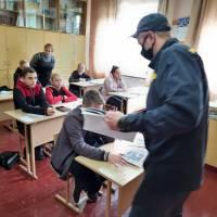 Тиждень безпеки життєдіяльності в Дваірківщанській НВК