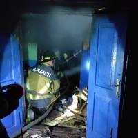 Локалізовано пожежу житлового будинку в м. Яготині