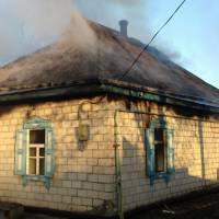 Рятувальники ліквідували загорання житлового будинку