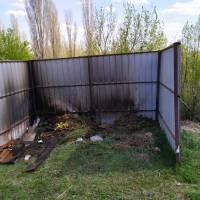 Рятувальники ліквідували загорання смітника на кладовищі