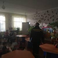 Позапланові перевірки пожежної безпеки дитячих дошкільних закладів