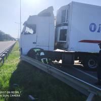 На автодорозі Київ-Харків поблизу с. Черняхівка сталася дорожньо-транспортна пригода