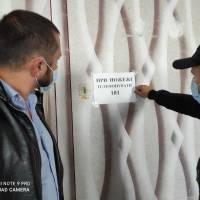 Позапланові перевірки приміщень виборчих дільниць