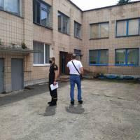 Позапланова перевіркаЯготинського професійно-технічного училища