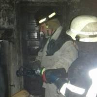 Ліквідовано загорання житлового будинку