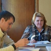 Яготинський міський голова провела нараду з питань повноти та своєчасності внесення плати за користування земельними ділянками комунальної власності