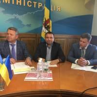 Участь у розширеному засіданні Правління Київського регіонального відділення Асоціації міст України