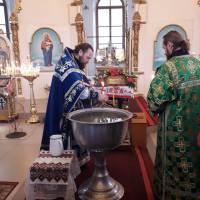 З вірою, молитвою, з випробуванням власної сили волі у місті Яготині відсвяткували свято Водохреща