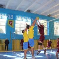 Бронза команди Київщини на турнірі з волейболу до 60-ї річниці Яготина