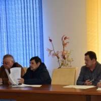 Робоча нарада  депутатської комісії по обстеженню стану автомобільних доріг загального користування на території м. Яготин