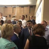 Успіх місцевого самоврядування має конвертуватися у покращення якості життя громадян, - Прем'єр-міністр Володимир Гройсман