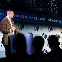Міжнародний саміт мерів (відео)