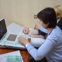 Лікарі Національного інституту серцево-судинної хірургії імені М. Амосова провели безкоштовне кардіологічне обстеження жителям Яготинщини та Переяслав