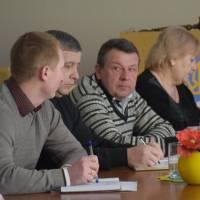 Оперативна нарада з керівниками комунальних підприємств та начальниками відділів апарату міської ради