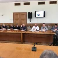 Засідання регіональної платформи з розвитку місцевого самоврядування в країні