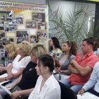 Участь у семінарі «Партисипативна демократія як основа належного управління в нових громадах»