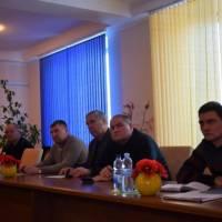 Засідання виконавчого комітету Яготинської міської ради