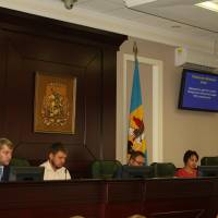 Участь у черговій 29-ї сесії Київської обласної ради VII скликання