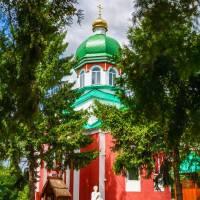 Храм святого Великомученика Пантелеймона
