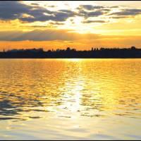річки та озера міста