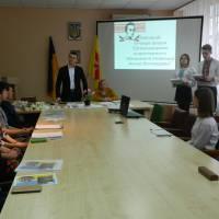 Шевченкознавчі компетентності обдарованої учнівської молоді Яготинщини
