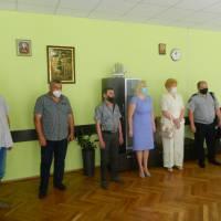 Відзначення представників різних галузей міста з нагоди Дня Конституції України