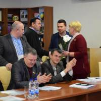 Засідання двадцять восьмої сесії Яготинської міської ради VII скликання