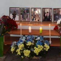 21.11.2018 - відкриття меморіальної стрічки «Вони захищали Україну»