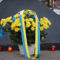 Україна пам'ятає, світ визнає