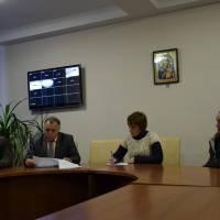 Засідання комісії з надання матеріальної допомоги