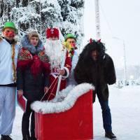 19.12.2017 - Святкове відкриття новорічної ялинки на центральній площі Яготина