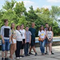 червень 2017 року - діти з м.Келераш, Республіка Польша на відпочинку в м. Яготині