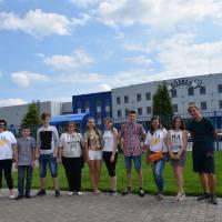 Діти з міста-побратима Келераш (Республіка Молдова) знайомились з нашим рідним містом Яготин