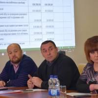 Засідання двадцять дев'ятої сесії Яготинської міської ради VII скликання
