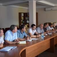 Оперативна нарада з керівниками комунальних підприємств та працівниками апарату Яготинської міської ради