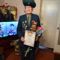Вітання учасників бойових дій Другої світової війни з наступаючим святом – Днем Перемоги