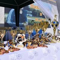Розпочато п'ятий  традиційний дитячий турнір з футболу