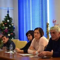Засідання позачергової сорок четвертої сесії Яготинської міської ради