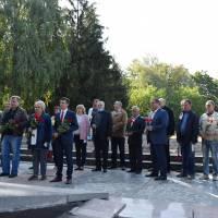 Заходи з нагоди 77-ї річниці визволення міста Яготина