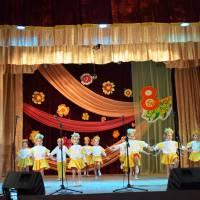 Святковий концерт до 8 березня - Міжнародного дня прав жінок і миру
